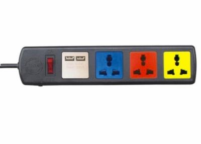 Ổ cắm đa năng có cổng sạc USB LiOA 4D32NUSB