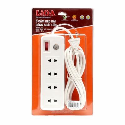 Ổ cắm điện Lioa 4SS2.5-2