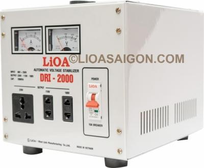 Ổn áp LIOA 2KVA - LiOA DRI-2000