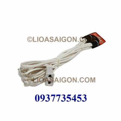 Cáp nối dài LiOA 3m LiOA C3-2-15A