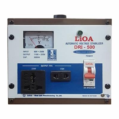 Ổn áp Lioa 0.5KVA - LiOA DRI-500