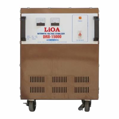 Ổn áp 1P DRII LiOA DRII-15000 15kVA (Nâu nhạt)