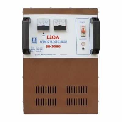 Ổn áp 1P SH LiOA SH-20000 20kVA (Nâu)