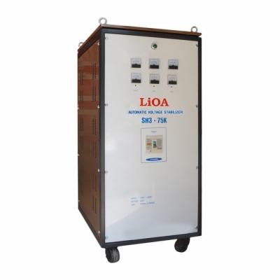 Ổn áp 3P khô LiOA NM-500K 500kVA (Trắng)