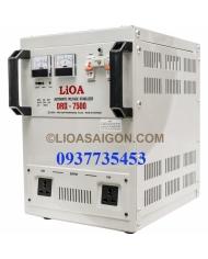 Ổn áp LiOA 7.5KVA LiOA DRII-7500 (Model 2019)