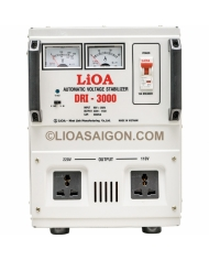 Ổn áp LIOA 3KVA - LiOA DRI-3000