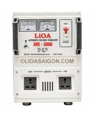 Ổn áp LIOA 1P DRI-3KVA – DRI-3000