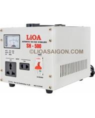 Ổn áp Lioa 0.5KVA - LiOA SH-500