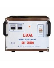 Ổn áp lioa 25KVA dải 150V LiOA SH-25000