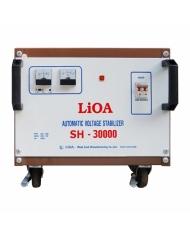 Ổn áp lioa 30KVA dải 150V LiOA SH-30000