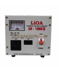 Ổn áp LiOA 1KVA - Mã sản phẩm LiOA SH-1KII