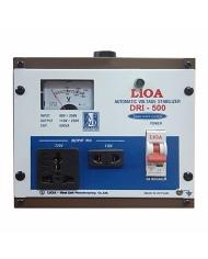 Ổn áp Lioa 0.5KVA DRI-500