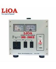 Ổn áp 1 pha LiOA DRII-2000II - DRII-2000 II