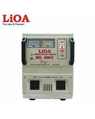 Ổn áp 1 pha LiOA DRII-3000II - DRII-3000 II