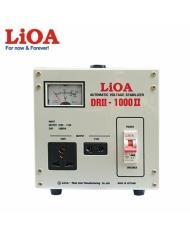Ổn áp 1 pha LiOA DRII-1000II - DRII-1000 II
