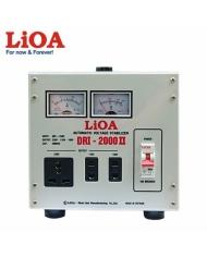 Ổn áp 1 pha LiOA DRI-2000II - DRI-2000II