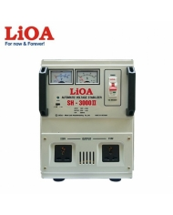 Ổn áp 1 pha LiOA SH- 3000II - SH-3000II