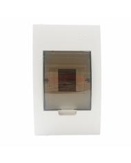 Tủ điện LiOA đế nhựa chứa 2-4 aptomat