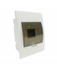 Tủ điện LiOA đế nhựa chứa 3-6 aptomat