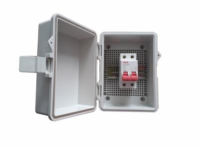 Tủ điện trong nhà và ngoài trời 180x140mm LiOA JL-00B