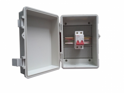 Tủ điện trong nhà và ngoài trời 235x178mm LiOA JL-00C